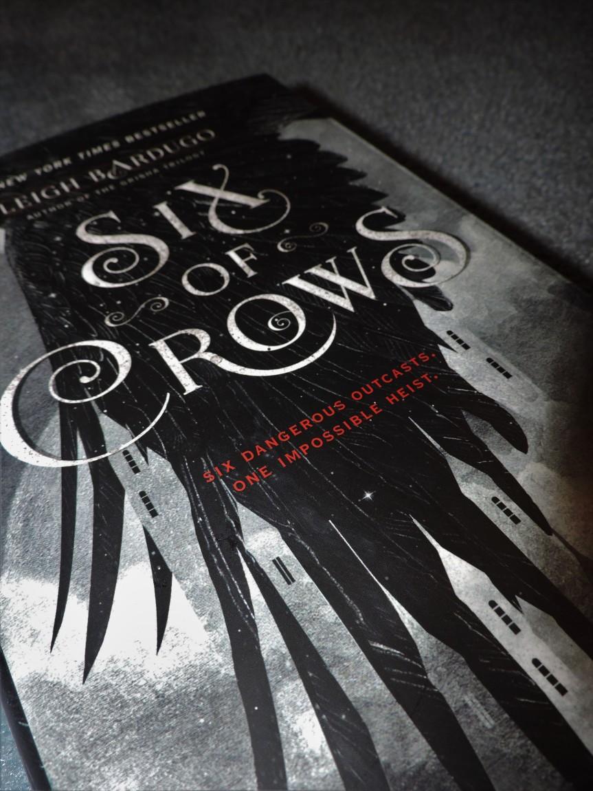 Six of Crows by LeighBardugo