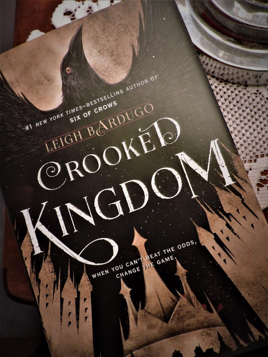 Crooked Kingdom by LeighBardugo