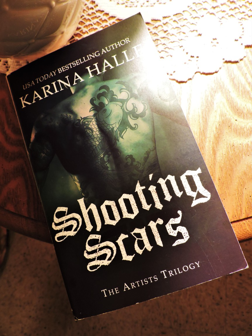 Shooting Scars by KarinaHalle