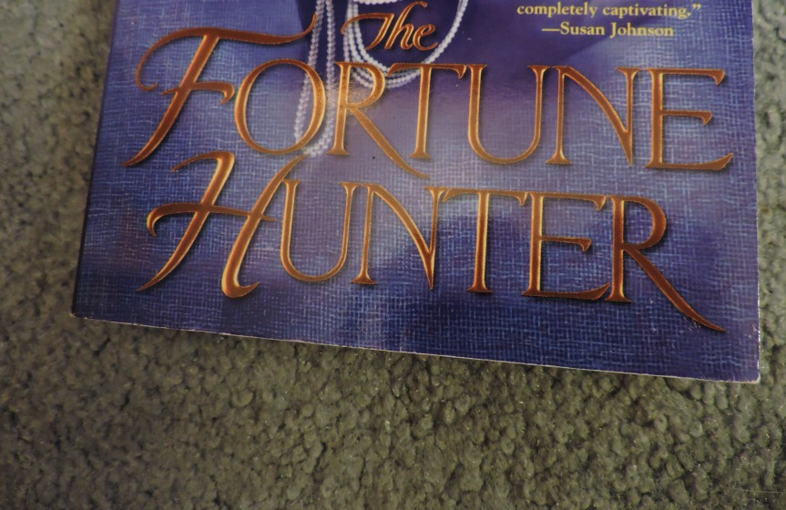 The Fortune Hunter by Jasmine Hayne