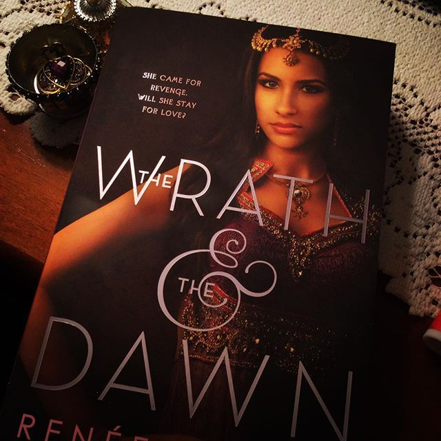 The Wrath and the Dawn by Renee Aldieh