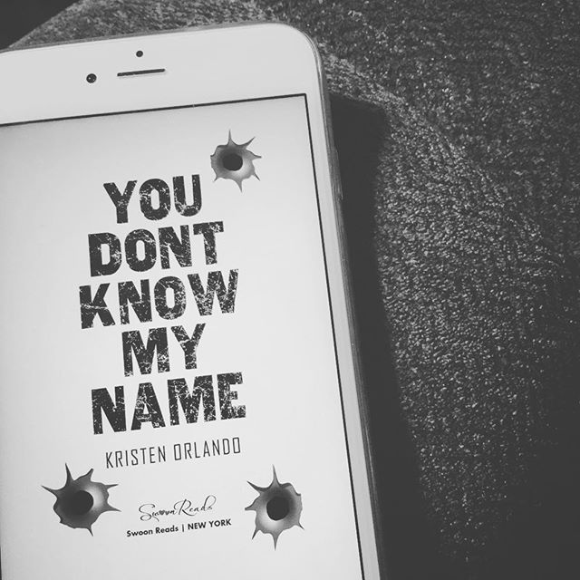 You Don't Know My Name by Kristen Orlando (ARCReview)