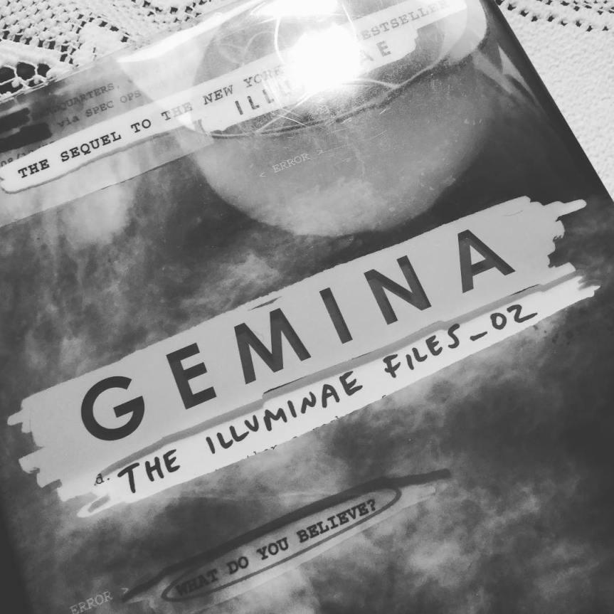 Gemina by Amie Kaufman and JayKristoff