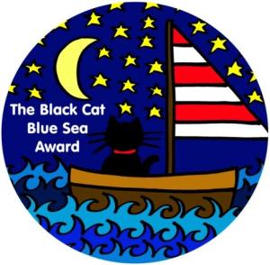 The Black Cat Blue SeaAward