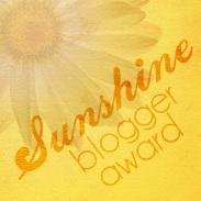 Sunshine Blogger Award – Pt.2