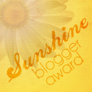 Sunshine Blogger Award – Pt. 2