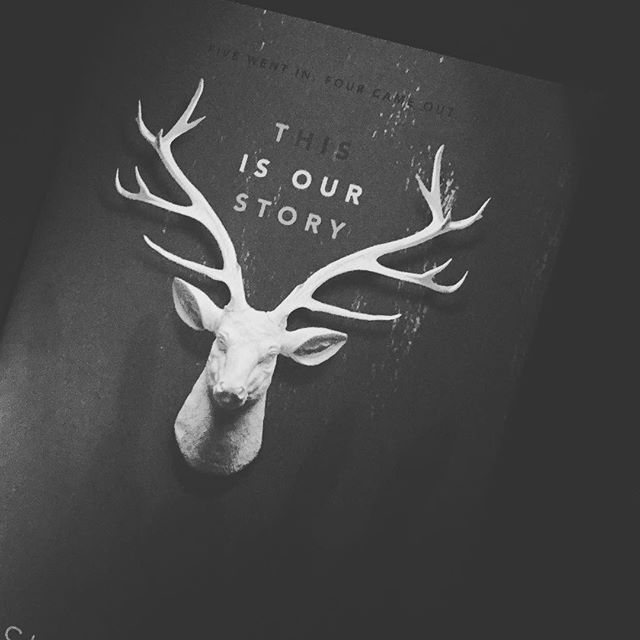 This is Our Story by AshleyElston