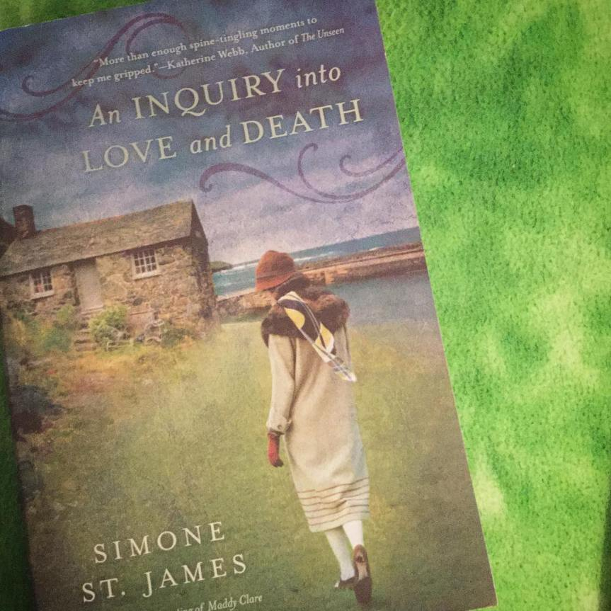 An Inquiry into Love and Death by Simone St.James