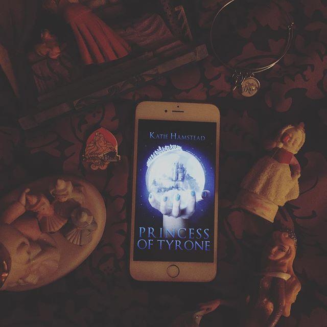 Princess of Tyrone by KatieHamstead