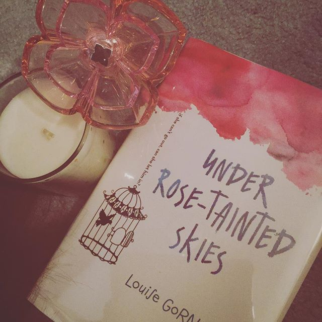 Under Rose-Tainted Skies by LouiseGornall