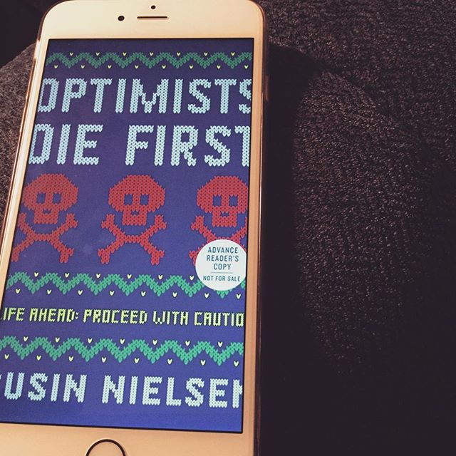 Optimists Die First by Susin Nielsen (ARCReview)