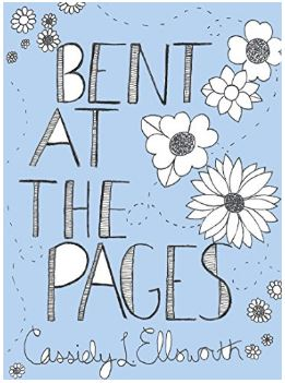 bent at the pages