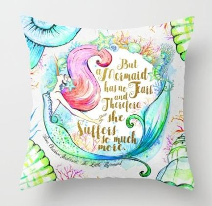 little-mermaid-pillow