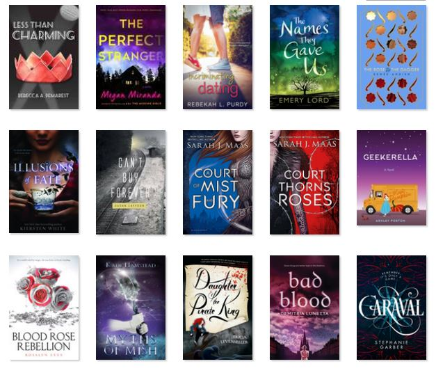 March Wrap-up / April TBR