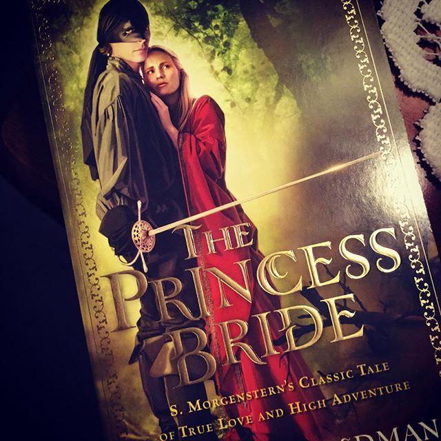 The Princess Bride BookTag