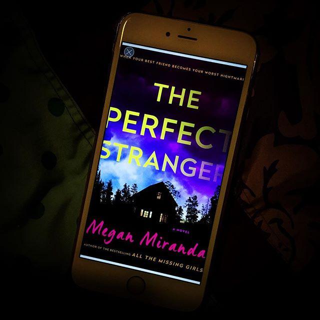 The Perfect Stranger by Megan Miranda (ARCReview)