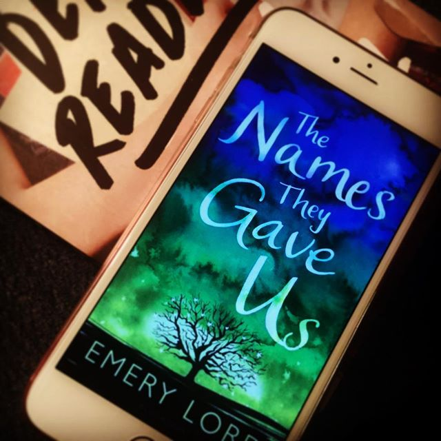 The Names They Gave Us by Emery Lord (ARC Review)