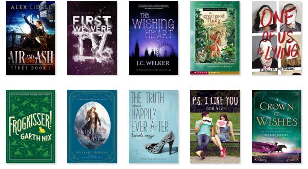 April Wrap-Up/May TBR