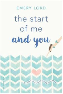 the start of you and me