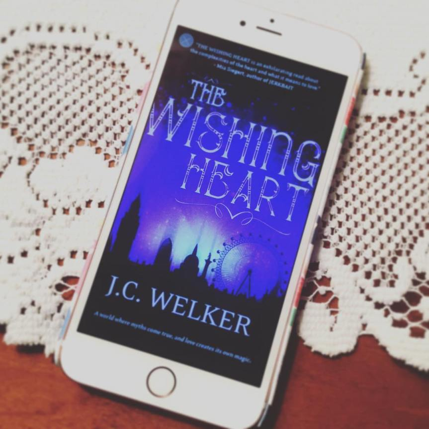 The Wishing Heart Character Interview!
