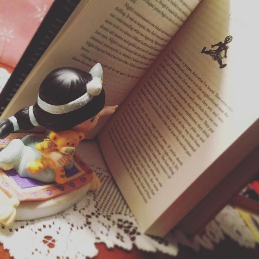 The Princesses Read:Jasmine