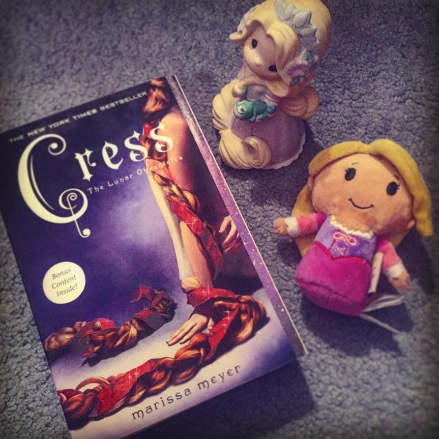Cress by MarissaMeyer