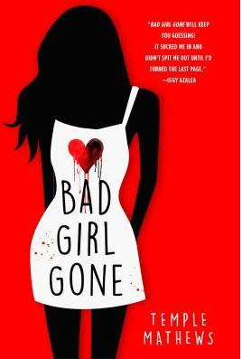 Bad Girl Gone (ARCReview)