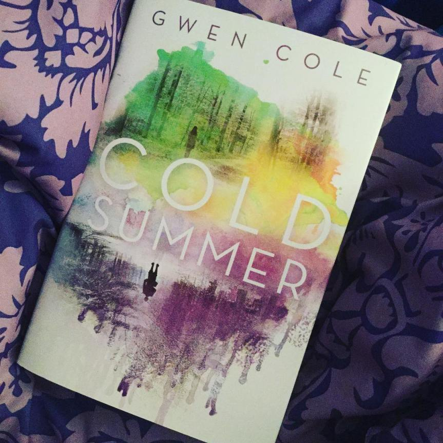 Cold Summer by GwenCole