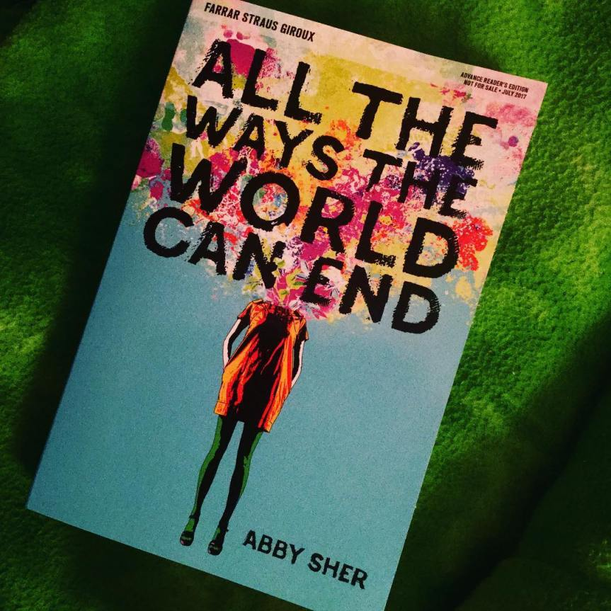 DNF Mini Reviews: On the Fence & All the Ways the World CanEnd