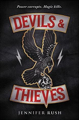 Waiting on Wednesday: Devils & Thieves