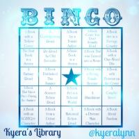 YA Summer Reads Bingo
