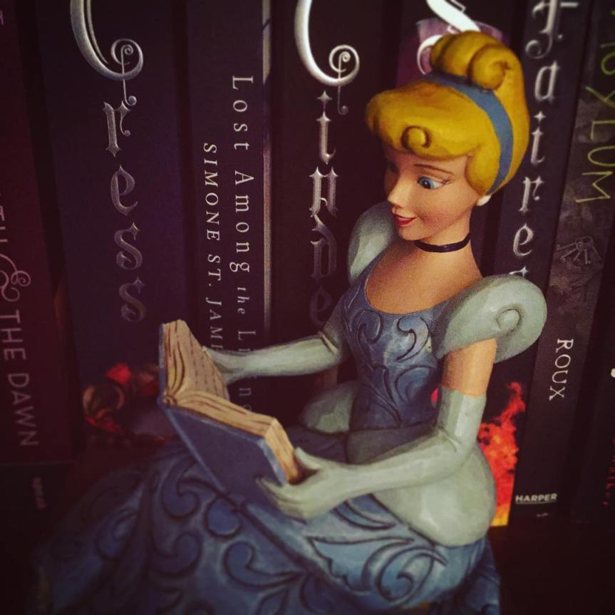 The Princesses Read: Cinderella