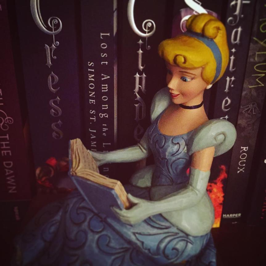 The Princesses Read:Cinderella