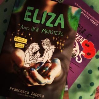 Mini Reviews: Eliza and Her Monsters & It's Not Me, It's You