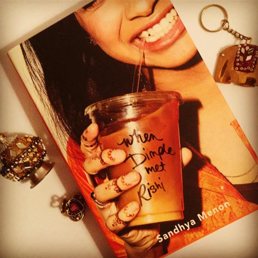 Mini Reviews: I Believe In a Thing Called Love & When Dimple MetRishi