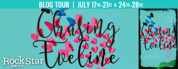 Chasing Eveline Blog Tour + Giveaway