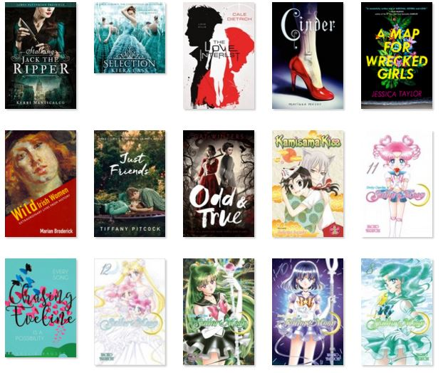 July Wrap-Up / August…TBR?