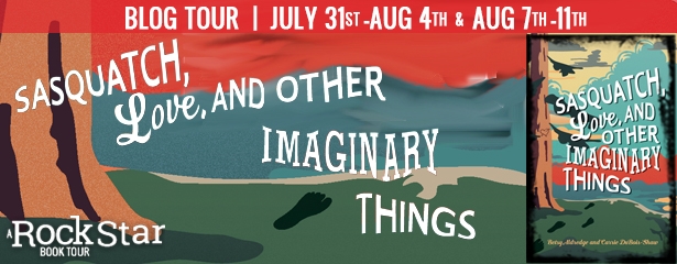 Sasquatch, Love, and Other Imaginary Things Blog Tour + Giveaway