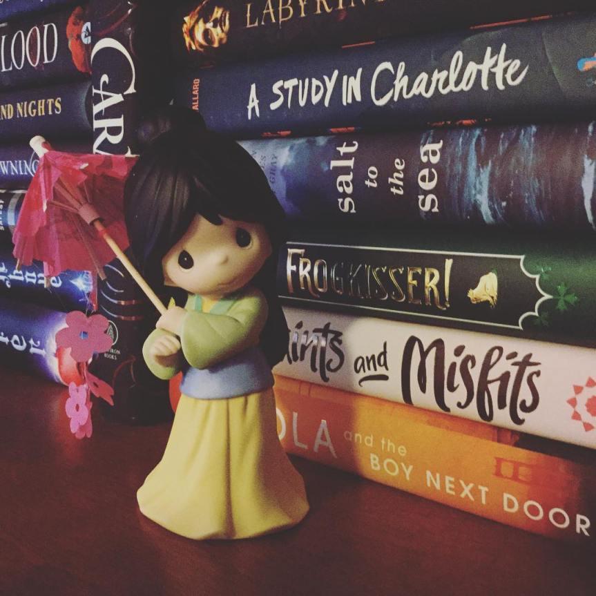The Mulan BookTag