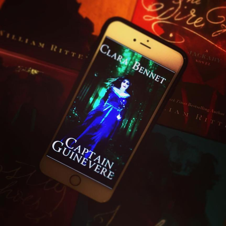 Captain Guinevere by ClaraBennet