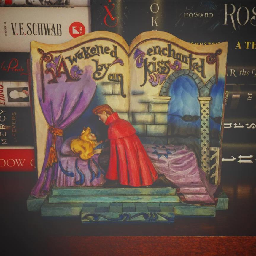 The Princesses Read: SleepingBeauty