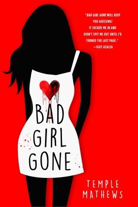 Bad Girl Gone_cover image