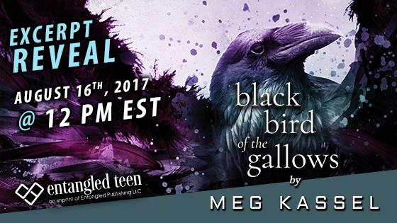 Black Bird of the Gallows Excerpt RevealTour