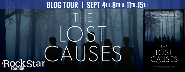 The Lost Causes Blog Tour, Interview, andGiveaway!