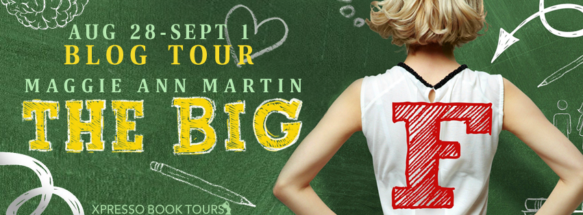 The Big F Blog Tour, Review, + Giveaway!