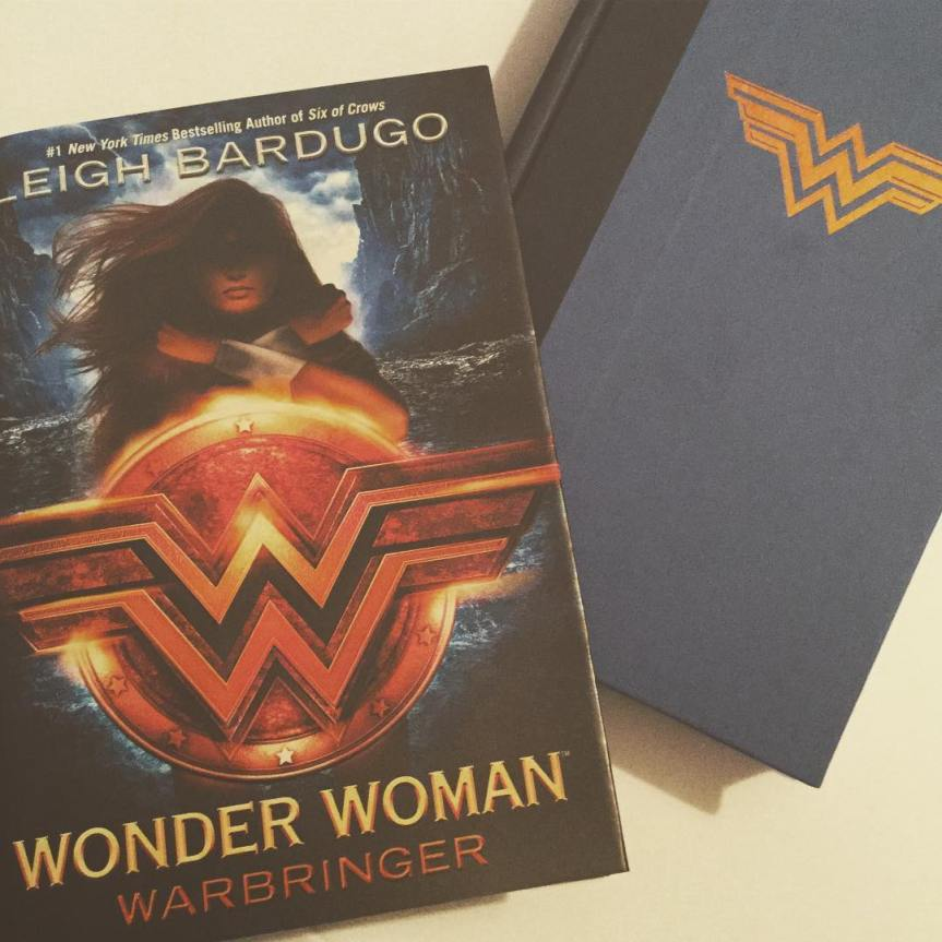 Wonder Woman: Warbringer by LeighBardugo