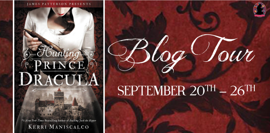 Hunting Prince Dracula Interview + Giveaway!