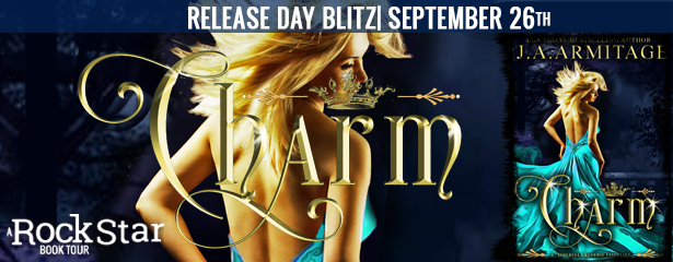 Charm Release Day Blitz + Giveaway!