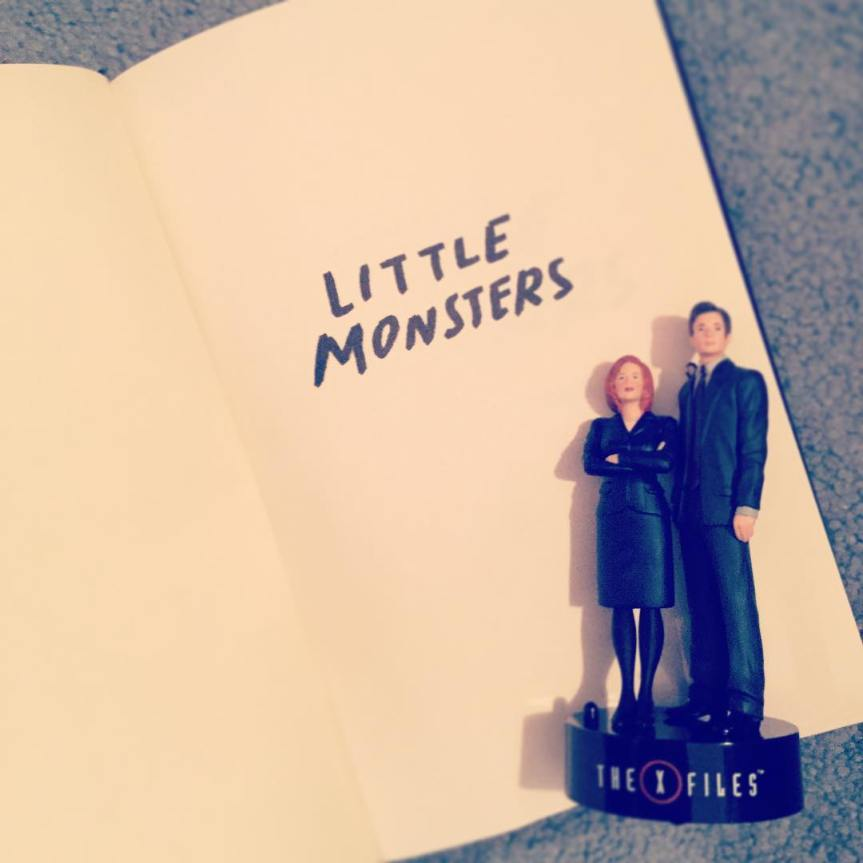 Little Monsters by KaraThomas