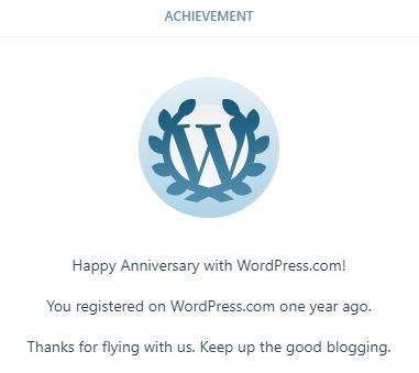 One Year Anniversary + 1200Followers